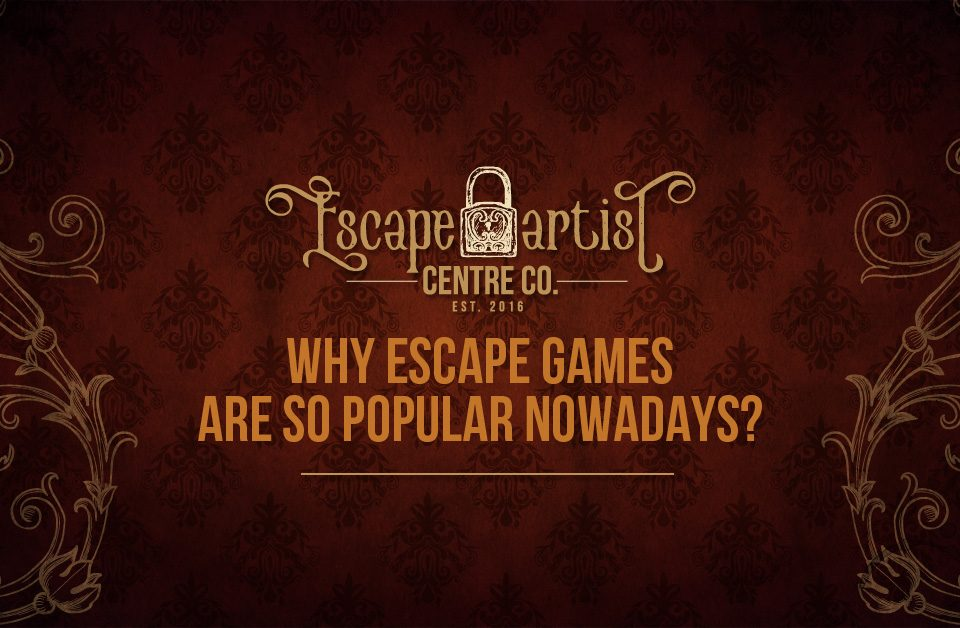 escape artist centre post image escape games